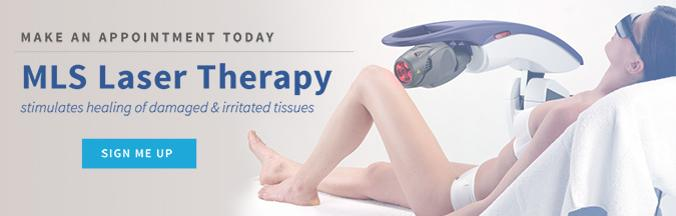 MLS Laser Therapy banner
